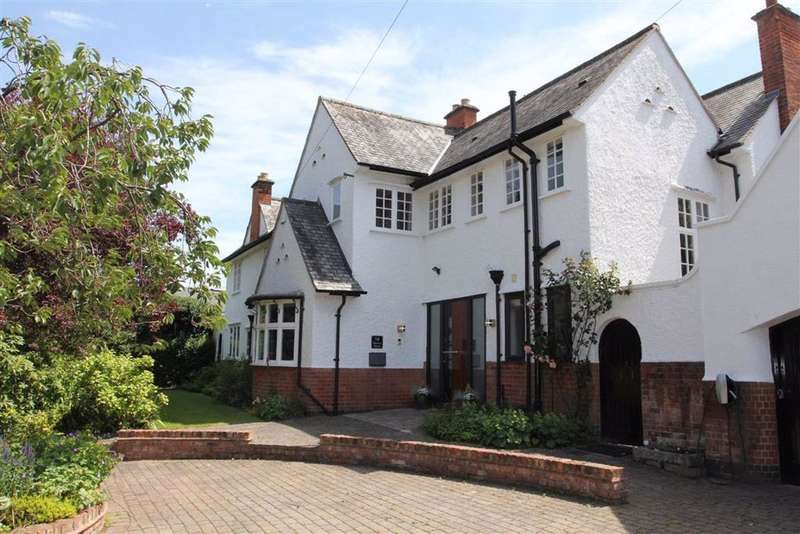 4 Bedrooms Property for sale in Knighton Rise, Oadby, Leicester