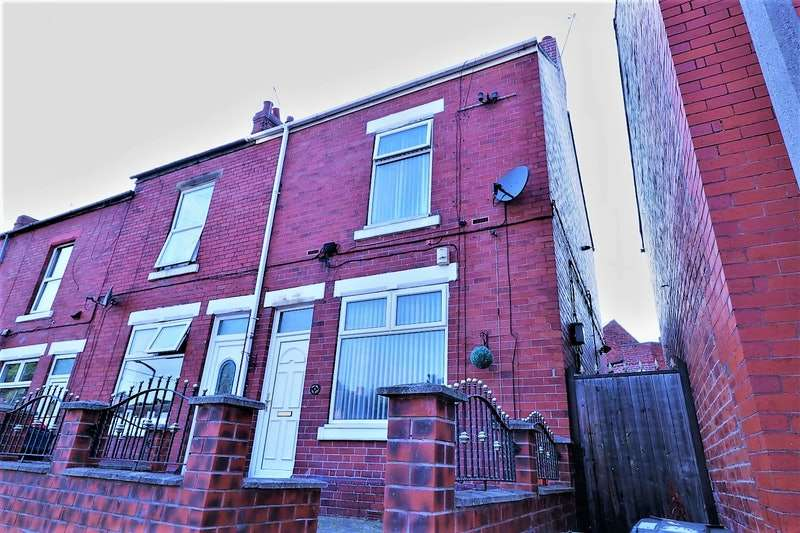 2 Bedrooms Semi Detached House for sale in Millindale, Rotherham, South Yorkshire, S66