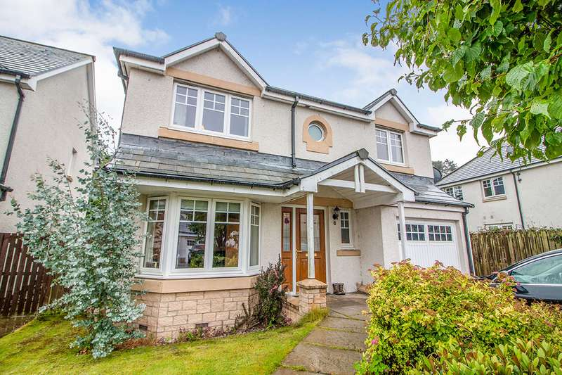 4 Bedrooms Detached House for sale in Fithie Bank, Broughty Ferry, DD5