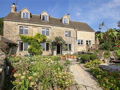 6 Bedrooms Detached House for sale in Chalford Hill, Stroud