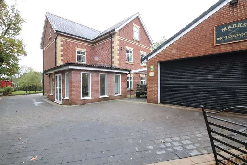 7 Bedrooms Detached House for sale in Brackley Lane, Bolton, Bolton, BL5 1DQ