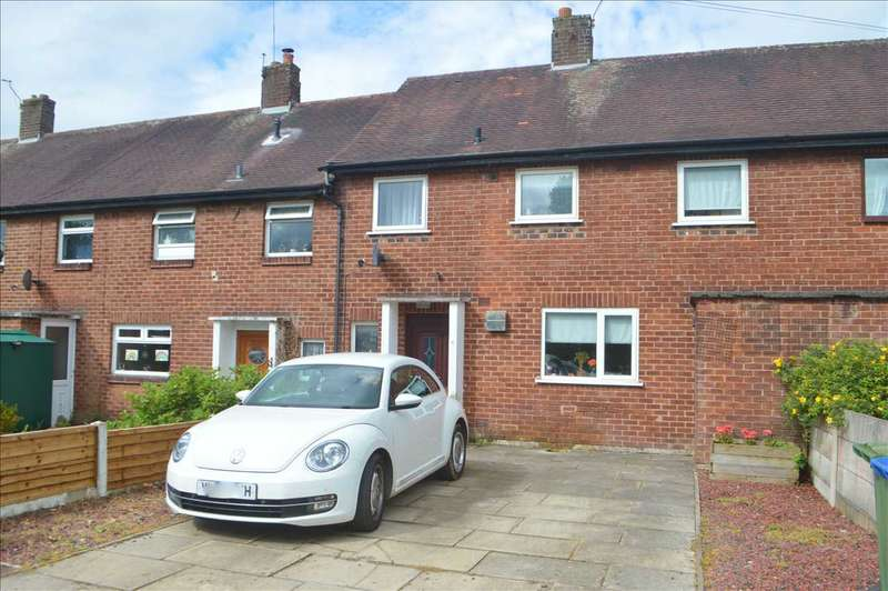 3 Bedrooms Terraced House for sale in Woodside, Euxton, Chorley