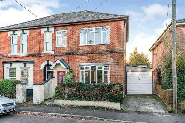 3 Bedrooms Semi Detached House for sale in New Road, Netley Abbey, Southampton