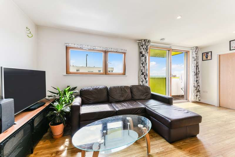 2 Bedrooms Apartment Flat for sale in Schrier Ropeworks, Barking Central, Barking IG11