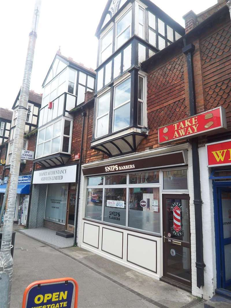 2 Bedrooms Property for sale in Station Road, Westgate-On-Sea