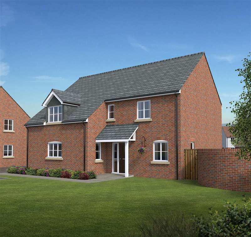 5 Bedrooms Detached House for sale in Kingstone Grange, Kingstone, Hereford