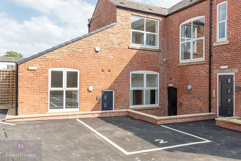 2 Bedrooms Apartment Flat for sale in Firs Lane, Leigh, Greater Manchester. WN7 4SB