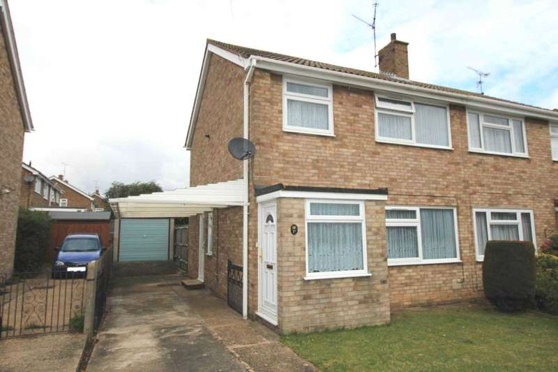 2 Bedrooms Semi Detached House for sale in Shakespeare Drive, Maldon
