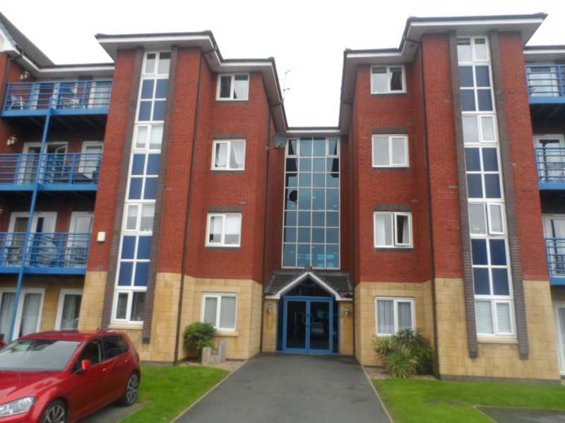 1 Bedroom Flat for sale in Ensign Court, Lytham St Annes, FY8 2TS