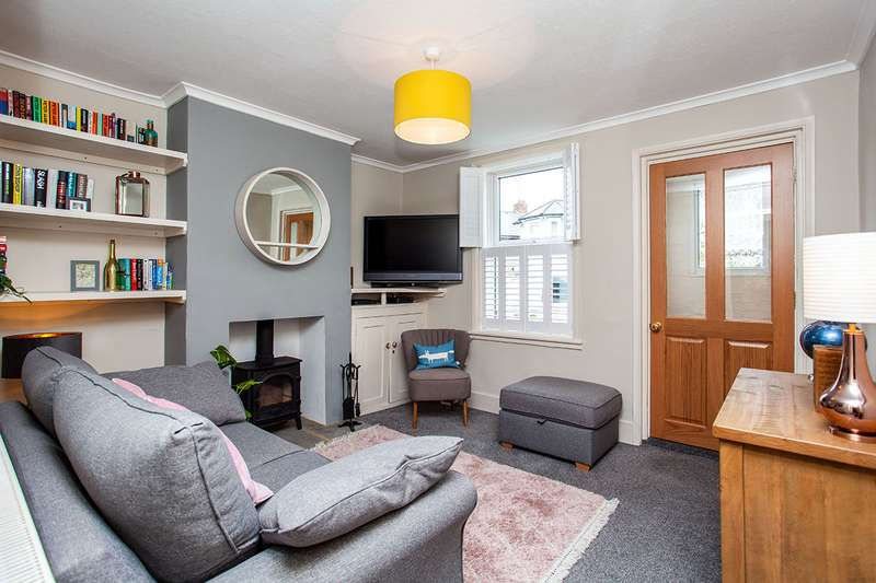 2 Bedrooms End Of Terrace House for sale in Western Road, Tunbridge Wells, Kent, TN1