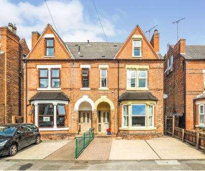 4 Bedrooms Semi Detached House for sale in Elm Tree Avenue, West Bridgford, Nottingham, Nottinghamshire