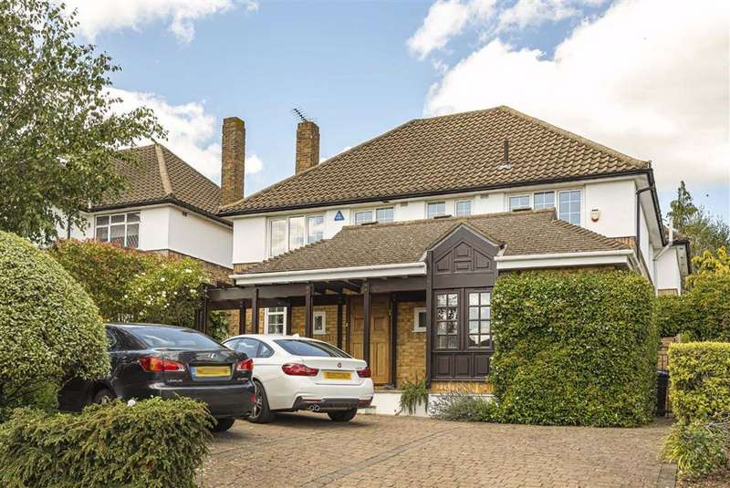 5 Bedrooms House for sale in Greenbrook Avenue, Hadley Wood, Hertfordshire