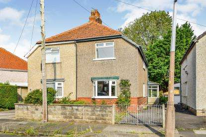 3 Bedrooms Semi Detached House for sale in Lordsome Road, Heysham, Morecambe, Lancashire, LA3