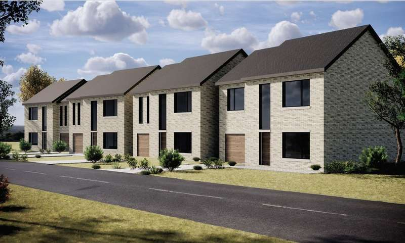 4 Bedrooms Detached House for sale in Plot 1, Creswick Lane, Grenoside, Sheffield, S35 8NL