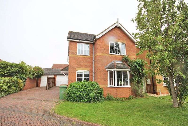 4 Bedrooms Property for sale in CRANBOURNE CLOSE, CLEETHORPES