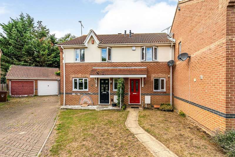 2 Bedrooms House for sale in Shorefields, Rainham, Kent, ME8