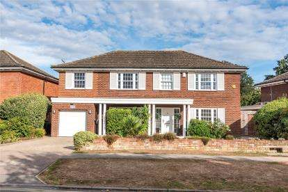 6 Bedrooms Detached House for sale in Beckenham Place Park, Beckenham