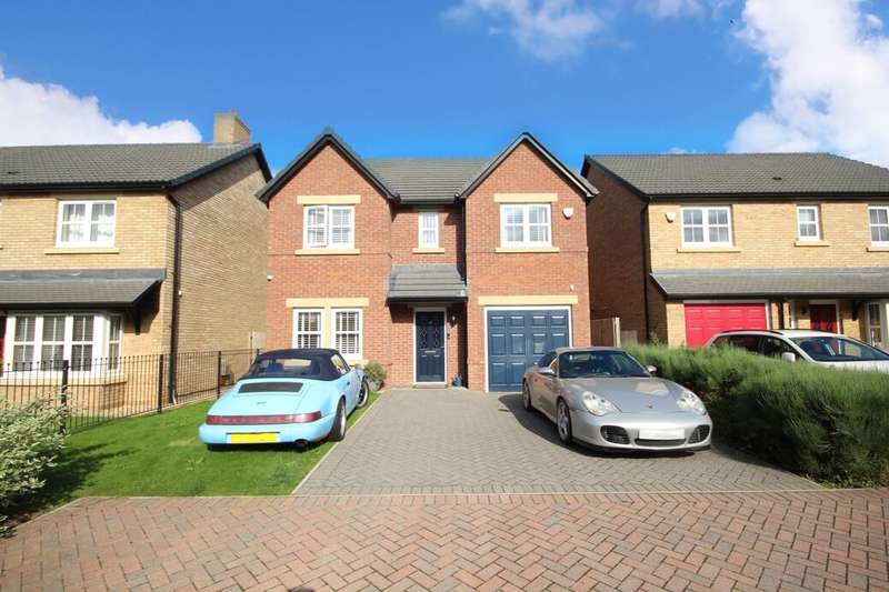 4 Bedrooms Detached House for sale in Jocelyn Way, Middlesbrough, TS5