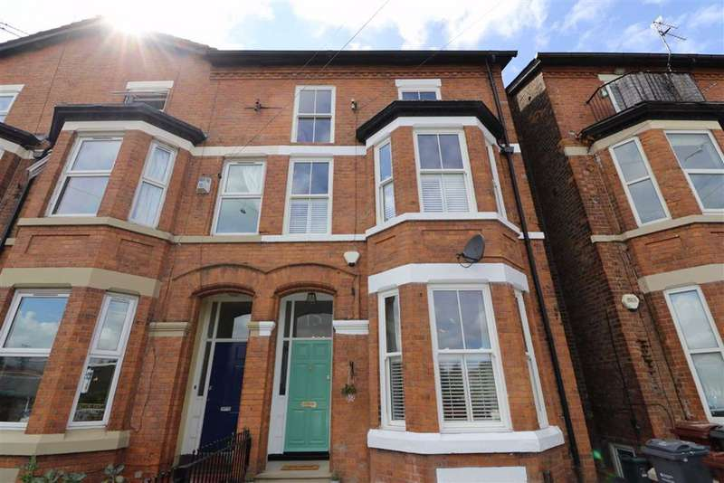 5 Bedrooms Semi Detached House for sale in Albany Road, Chorlton, Manchester, M21