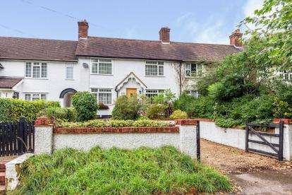 3 Bedrooms Terraced House for sale in Pixmore Way, Letchworth Garden City, Herts, England
