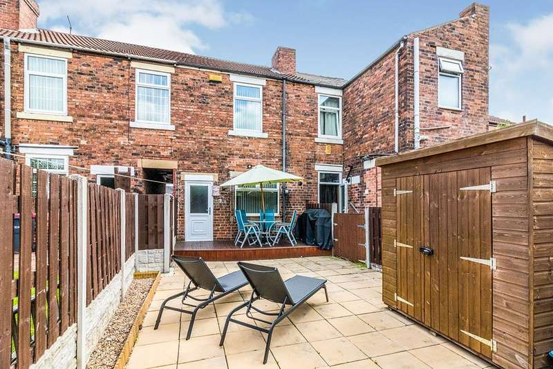 2 Bedrooms Property for sale in Main Street, Rawmarsh, S62