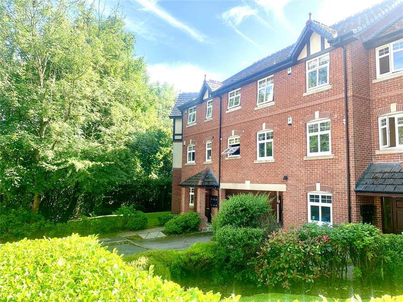 2 Bedrooms Flat for sale in Gatehouse Court, Bridgefield Drive, Bury, Greater Manchester, BL9