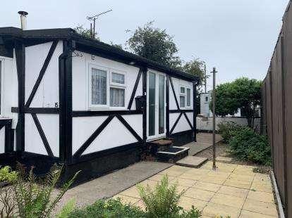 1 Bedroom Bungalow for sale in Ashfield Mobile Homes, Ashfield Street, Sutton-In-Ashfield, Nottinghamshire