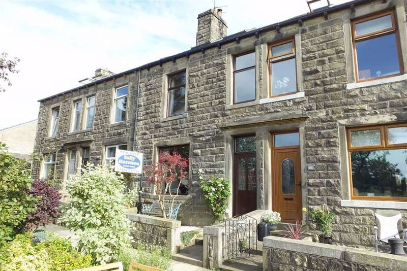4 Bedrooms Terraced House for sale in Alpha Street, Salterforth, Lancashire, BB18