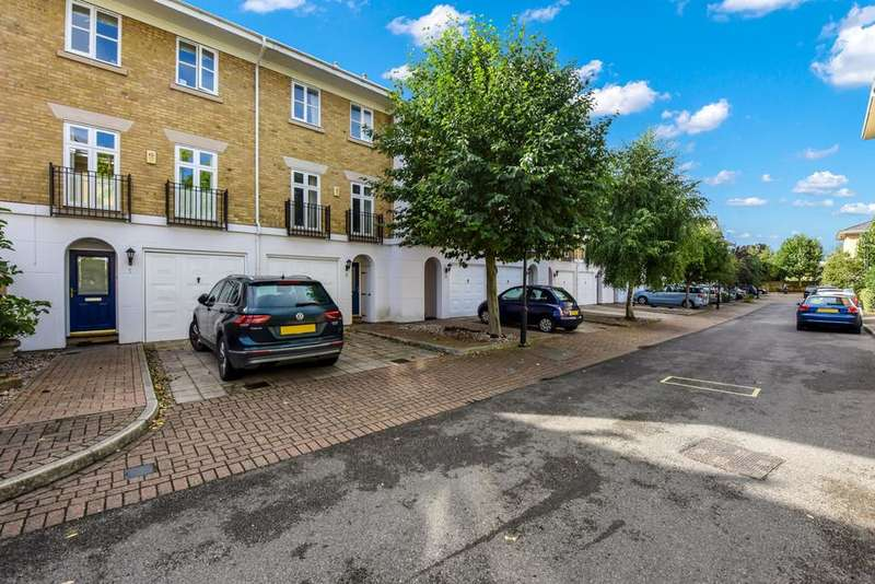 3 Bedrooms Mews House for sale in Bevin Square, London SW17