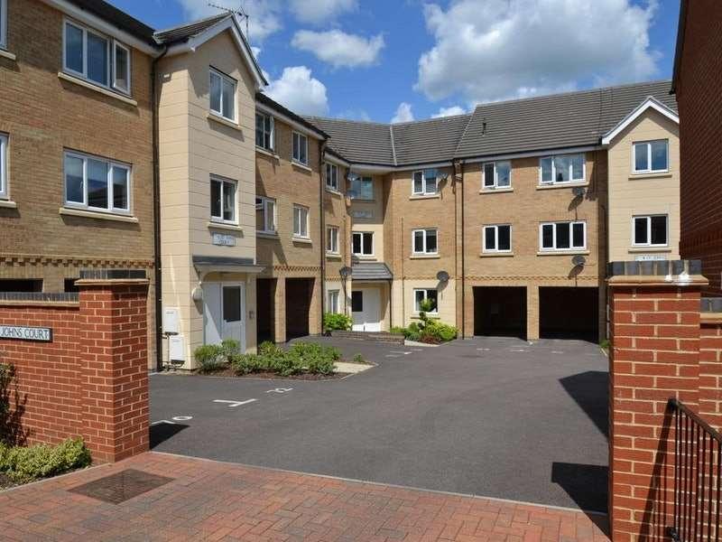 1 Bedroom Flat for sale in Lady Margaret Gardens, Ware, Hertfordshire, SG12