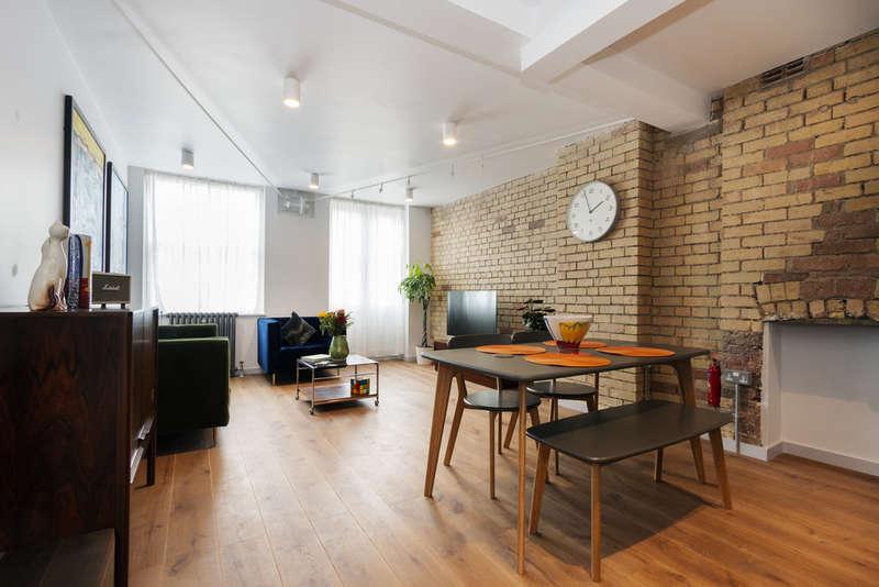 1 Bedroom Flat for rent in The Shoreditch Loft, Club Row, Shoreditch, E1