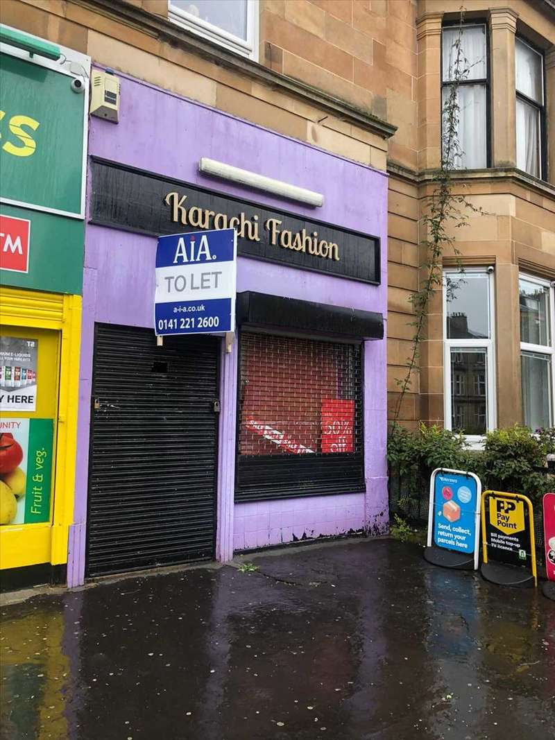 Commercial Property for rent in Kenmure Street, Glasgow