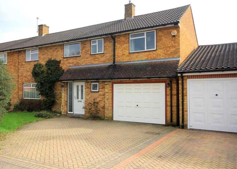 5 Bedrooms Semi Detached House for sale in Ellingham Road, Hemel Hempstead