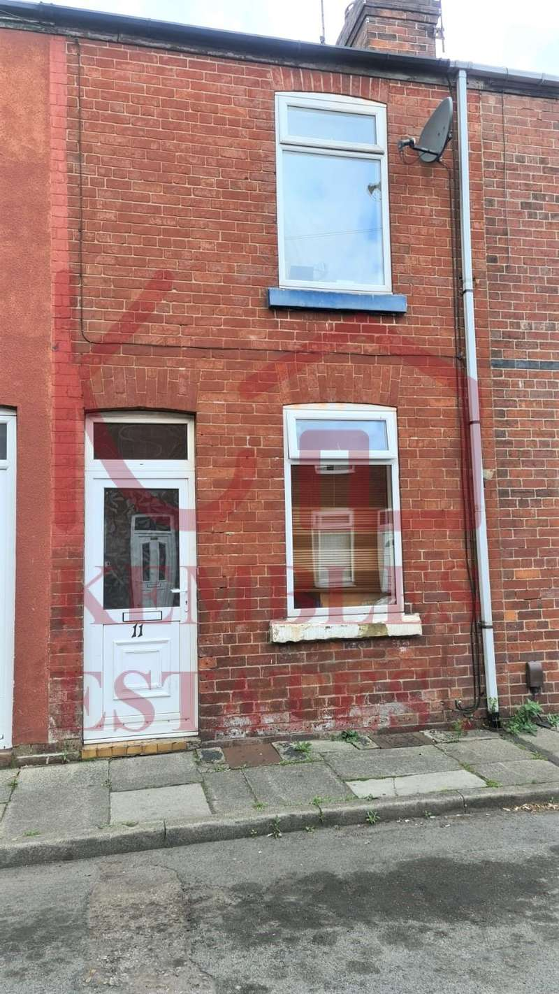 2 Bedrooms Terraced House for sale in Wharncliffe Street, Hexthorpe, DN4