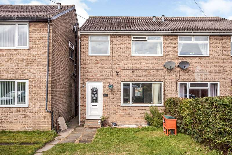 3 Bedrooms Semi Detached House for sale in Royd Avenue, Heckmondwike, West Yorkshire, WF16