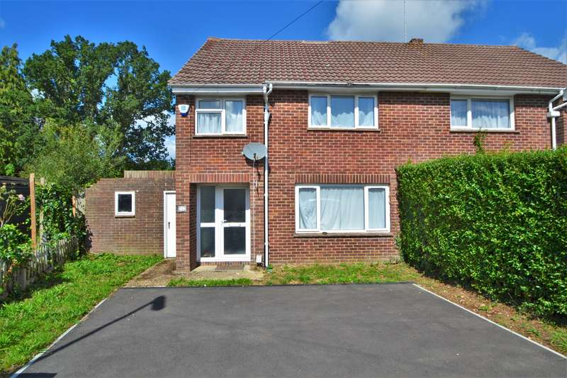 3 Bedrooms Semi Detached House for rent in Chandlers Ford