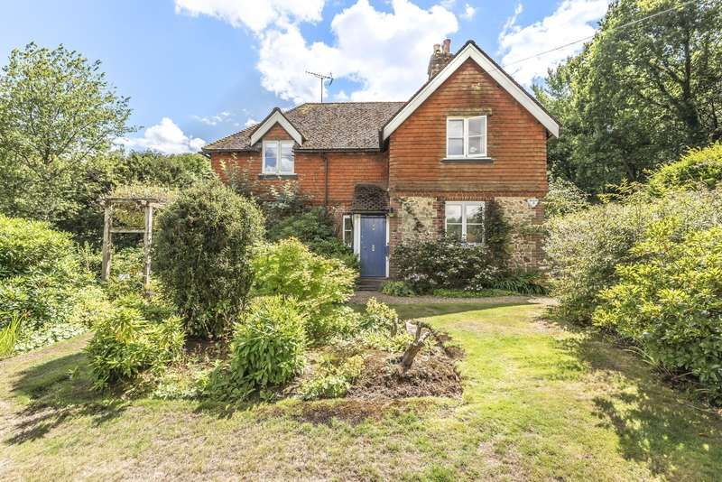 4 Bedrooms Detached House for sale in Stagbury, Holmbury St. Mary, RH5
