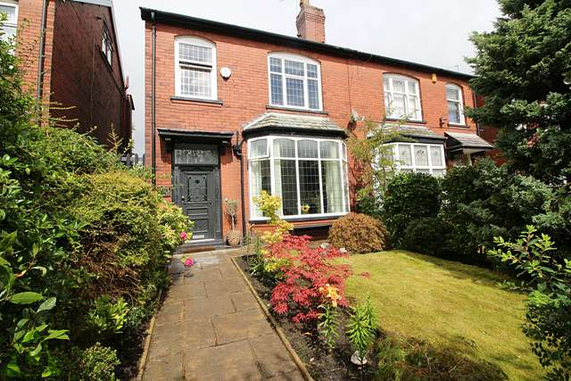 4 Bedrooms Semi Detached House for sale in Lightburne Avenue, Heaton, Bolton, BL1 4PL