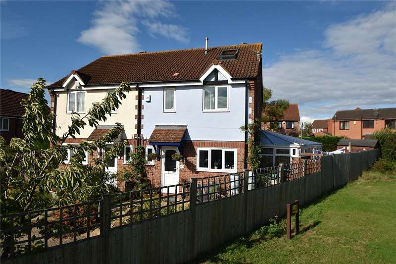 4 Bedrooms Semi Detached House for sale in Trefoil Close, Worcester, Worcestershire