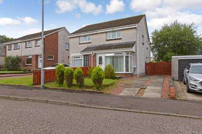 3 Bedrooms Semi Detached House for sale in Broomknowes Avenue, Lenzie, Kirkintilloch, Glasgow