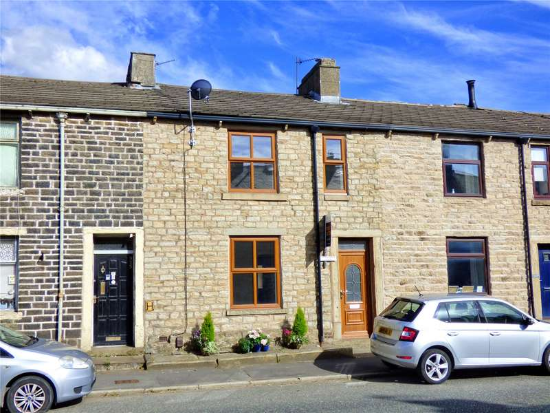3 Bedrooms Terraced House for sale in Burnley Road, Loveclough, Rossendale, BB4