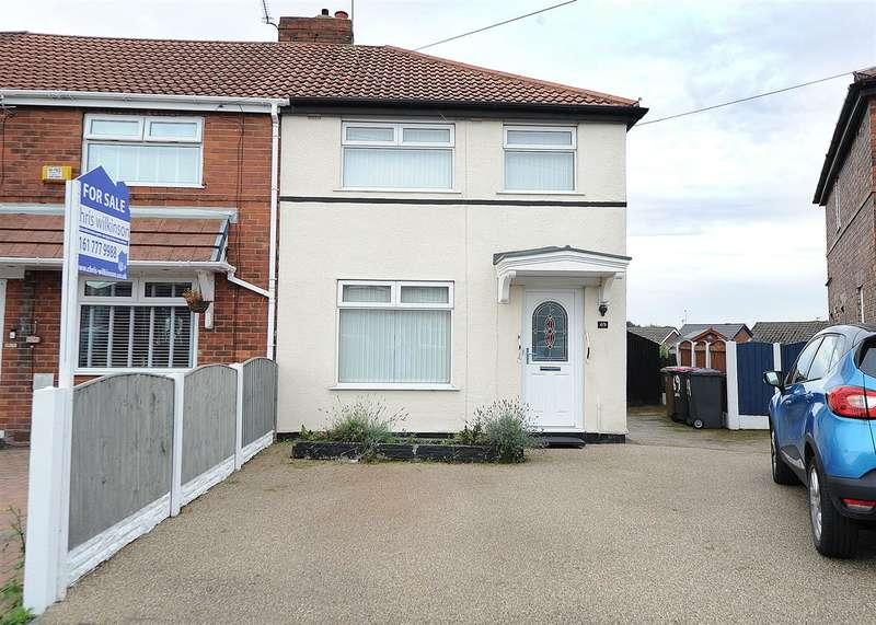 3 Bedrooms End Of Terrace House for sale in 69 Eldon Road, Irlam M44 6DE