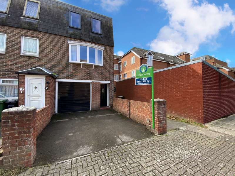 4 Bedrooms End Of Terrace House for sale in Victoria Street, Portsmouth, Hampshire, PO1