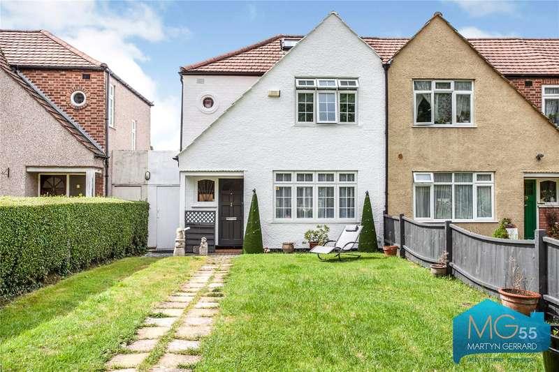 3 Bedrooms End Of Terrace House for sale in Great North Road, New Barnet, Barnet, EN5