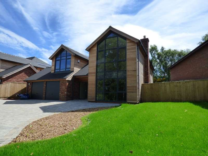 5 Bedrooms Detached House for sale in Pool Lane, Brocton, Stafford