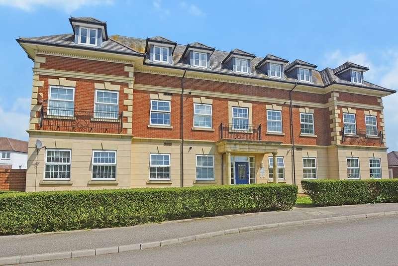 3 Bedrooms Flat for sale in Forum Way, Kingsnorth, Ashford