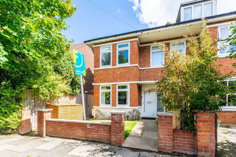 5 Bedrooms Semi Detached House for sale in Cliveden Road, Wimbledon, SW19
