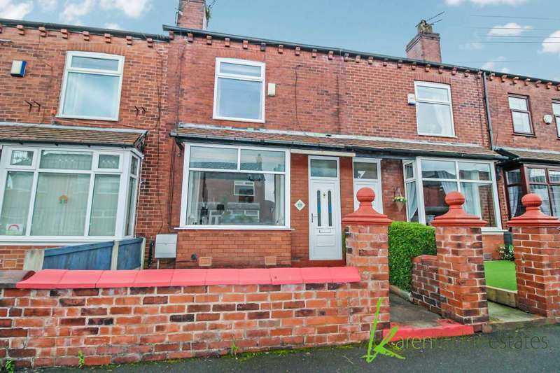 2 Bedrooms Terraced House for sale in Dudley Avenue, Bolton