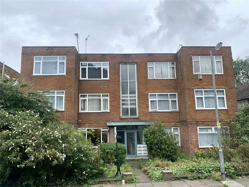 1 Bedroom Flat for sale in Baguley Crescent, Middleton, Manchester, Greater Manchester, M24