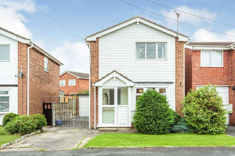 3 Bedrooms Detached House for sale in Bleasdale Avenue, Staining, Blackpool, Lancashire, FY3